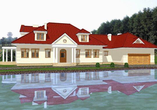 Archikom - Rezydencja Ropczyce 2002 r.