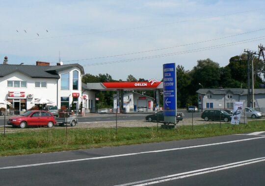 Archikom - Stacja Paliw Orlen Sędziszów