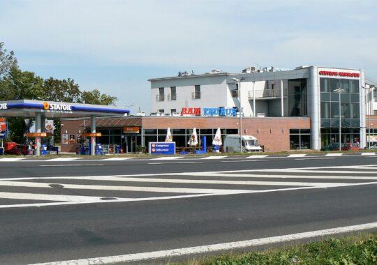Archikom - Stacja Paliw Statoil Sędziszów