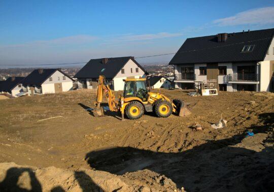 Archikom - Budynki bliźniacze WIK BUD Ropczyce 2017-2019