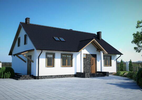 Archikom - Dom w Gnojnicy 2016 r.